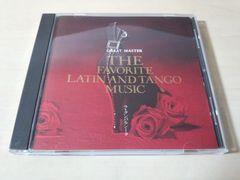 CD「ラテン・タンゴ / ラ・クンパルシーダ」LATIN TANGO★