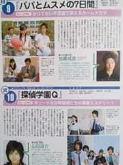 加藤シゲアキ★2007年8月号★POTATO