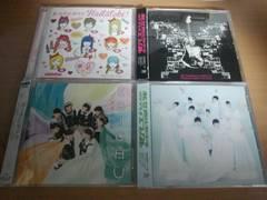 私立恵比寿中学CDS4枚セット★