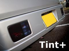 Tint+ 水洗→再利用OK エブリイ DA64V テールランプ スモークフィルム