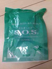 新品未使用  ダスキンのS.O.S 天然石鹸入りスチールウールたわし