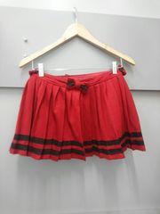 TRALALA☆プリーツ巻きスカート