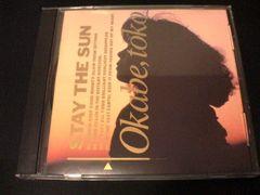 岡部東子CD STAY THE SUN」Okabe Toko廃盤