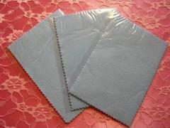 シルバークロス3枚セット5(郵便送料込)シルバー磨き貴金属