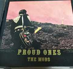 CD THE MODS PROUD ONES 帯あり ザ・モッズ