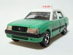 トミカ��51 クラウン コンフォート タクシー アジアンタクシー