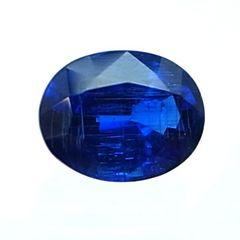 高品質ロイヤルブルー カイヤナイト2.83ct ファセット★3532