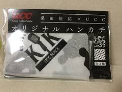 UCC×桑田佳祐 コラボ ハンカチ非売品☆