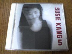 カン・スージーCD 5集 kang susie韓国K-POP