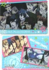うたプリ♪マジLOVE2000%◆トレカ 85 We are ST☆RISH