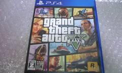 PS4 GTA5 グランド・セフト・オートV