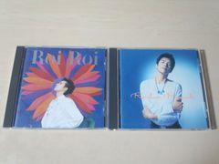 GAO CD2枚セット「ロバロック」「ロイロイ」ガオ★
