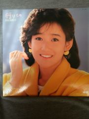 【中古】贈りもの*岡田有希子*LPレコード*美品