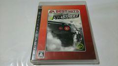 PS3/ニードフォースピード プロストリート★ディスク良好★ご落札価格★