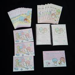 Little Twin Starsリトルツインスターズキキララポチ袋28枚&ミニ封筒4枚