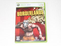 xbox360★BORDERLANDS ボーダーランズ
