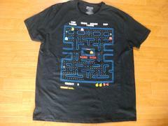 PAC MAN パックマン オフィシャル Tシャツ XL 新品