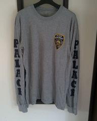 レア格安 palace skete ロングTシャツ!パレス supreme取扱い