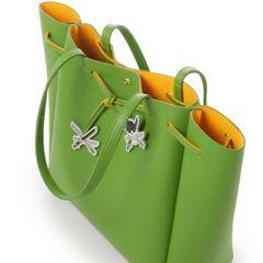 新品 サマンサ カラーズ ワンピースxコラボ A4対応 トートバッグ ゾロ 緑