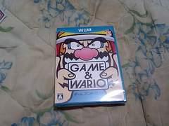 【新品Wii U】ゲーム&ワリオ マリオ