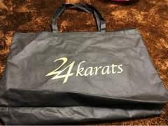 24karats  福袋のカバン