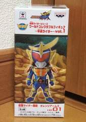 仮面ライダー ワールドコレクタブルフィギュア~平成ライダー~vol.1 HR01 鎧武
