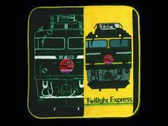 ★【Twilight Express】鉄道ハンドタオル