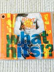 RED HOT CHILI PEPPERS レッチリ  what hits!?