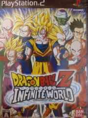 PS2/ドラゴンボールZ インフィニットワールド