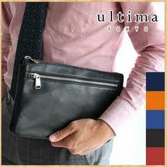 購入18360円 未使用 ultima TOKYO クラッチバッグ セカンドバッグ