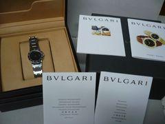ブルガリ  超美品  ブルガリブルガリ BB26SSD  時計