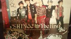 激安!激レア!☆SHINee/1stALBUM THE FIRST☆初回盤SPECIALBOX/美品