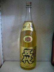 五代 麦焼酎 長期貯蔵焼酎 1.8L 瓶