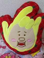 ソナーポケット★ソナポケマン チェックカラークッション【K】