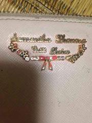 サマンサタバサプチチョイスピンクの長財布