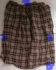 ボトムス5点セット 中古 婦人用 無印良品 ワールド他 スカート
