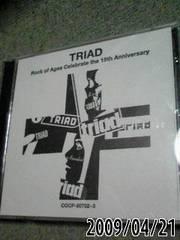 2枚組 TRIAD 15周年記念レ-ベルコンピ盤