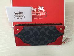 新品 COACH コーチ 長財布 F53780 レディース財布