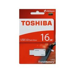 二個 東芝 フラッシュメモリー 16GB 3.0 THN-U303W0160A4