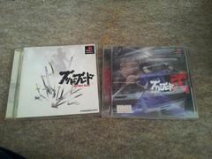 PS☆ブシドーブレード1&2☆SQUARE。チャンバラ格闘。