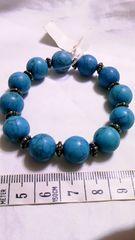 ターコイズ ブレスレット 数珠 未使用品