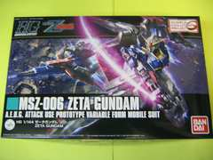 1/144 HGUC No.203 MSZ-006 ゼータガンダム 新品 GUNPLA EVO PROJECT