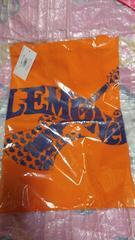 ☆hide★レモネードショップ☆トートバッグ�Bオレンジ×ネイビー
