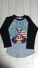F.O JUNKSTORE 7分袖Tシャツ サイズ140�p
