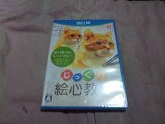 【Wii U】じっくり絵心教室