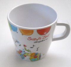 スージ・ズー☆メラミン食器シリーズ・マグカップ