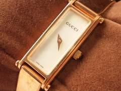 GUCCIグッチ新しいピンクゴールド1500L証明書付きレディース腕時計