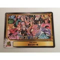 非売品 ワンピース アニメイト特典 カード