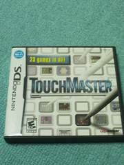 北米版ソフト/TOUCHMASTER/タッチマスター