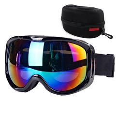 スキー スノボー ゴーグル 紫外線防止